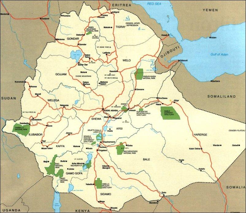 Sador ethiopia tours about ethiopia ethiopiamap gumiabroncs Choice Image